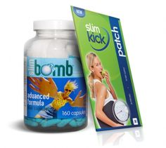 Slim Bomb - This weight loss tablet is developed to help you lose weight and feel more energetic. Slim Bomb is here after 6 years of careful research into what people want out of a slimming product.