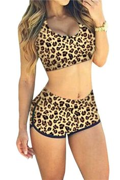 9f21673c5c9 New Ladies Bikinis High Waist Swimsuit Sexy Beach Swimwear Women Swimwear  Print Bathing Suit Brazilian Bikini Set