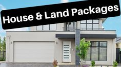 House and Land Packages for Sale in Point Cook VIC Australia Great place to live with a great lifestyle. Vic Australia, Home Builders, Great Places, Landing, Packaging, Cook, Outdoor Decor, House, Home Decor