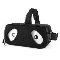 >> Click to Buy << VR Virtual Reality Headset 3D Video Zipper Glasses Black for iPhone 6 Plus AC609 #Affiliate