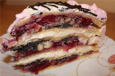Это моя новая любовь! Пекла этот торт уже дважды. Первый раз сфотографировала процесс, но сам торт не удалось, не успела . На этот раз процесс уже не фиксировала,...