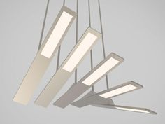 Acuity Brands' OLED lighting fixtures, which use easy-on-the-eyes panels instead of bright bulbs, are now for sale through Home Depot. Here's a look at the line.