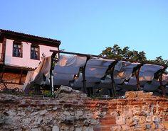 old town nessebar, bulgaria