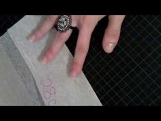 Selfmade Glassine Bag made with Baking Paper - YouTube