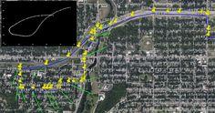Оона Ряйсянен определила GPS-координаты вертолёта по звуку с Youtube / Хабрахабр