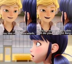 ...O.O<<< We all know this would be one of Marinette's personal fantasies