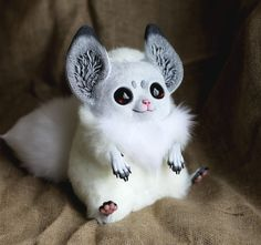 Just another cute, funny, heart-breakingly cuddly, Inari fox doll:)