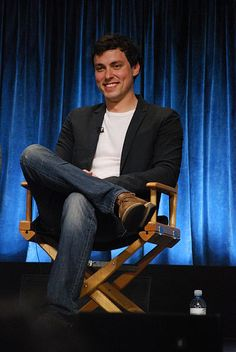 John Francis Daley a.k.a. Dr. Lance Sweets