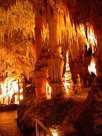 Yarrangobilly Caves, Kosciuszko National Park, NSW, Australia.