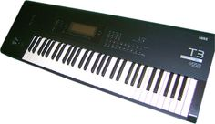 Korg T3 EX - musical workstation, synthesizer