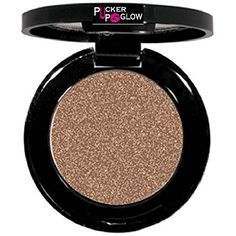 Sheer Satin Single Eye Shadow in a Medium Brown Shade of Coppered Bronze with a Subtle Shimmering Finish * Find out more about the great product at the image link.