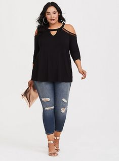 Curvy Girl Outfits, Chic Outfits, Plus Size Outfits, Summer Outfits, Fashion Outfits, Womens Fashion, Trendy Outfits, Fashion Clothes, Vegas Outfits