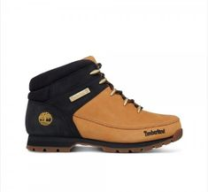 Timberland Euro Sprint EK Mens Leather Hiking Boots Yellow Black Size - Leather Boots - Ideas of Leather Boots - Timberland Euro Sprint EK Mens Leather Hiking Boots Yellow Black Size Price : Mens Hiking Boots, Leather Hiking Boots, Men Hiking, Hiking Shoes, Leather Ankle Boots, Leather Men, Timberland Stiefel Outfit, Boots Cuir, High Top Sneakers