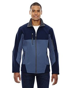 NE MN COMPASS CLRBLK SFTSH JKT BLUE RIDGE 411 M >>> Want additional info? Click on the image.(This is an Amazon affiliate link)