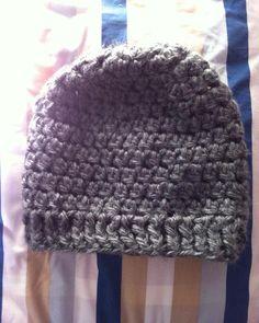 Crochet beaniehat Cowls, Beanie Hats, Crochet Hats, Fashion, Beanies, Sombreros, Bias Tape, Knitting Hats, Moda