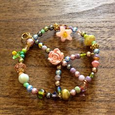 Make a Colorful Peace Sign Pendant #DIY #jewelry #necklace