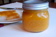 Almond Peach Butter