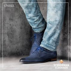 Choizz Exclusive glimmende damesschoen met chunky zool