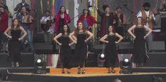 Abruzzo. L'Orchestra Popolare del Saltarello al Concerto del 1° maggio a Roma