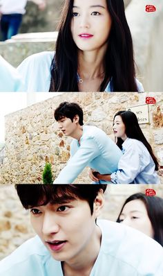 Legend of the blue sea, jun ji hyun, lee min ho 2016