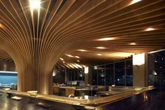 TREE Restaurant Design by Koichi Takada Architects - Architecture & Interior Design Ideas and Online Archives | ArchiiiArchiii