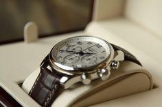 Longines Master Automatic Chronograph #luxurywatch #Longines-swiss Longines Swiss Watchmakers watches #horlogerie @calibrelondon