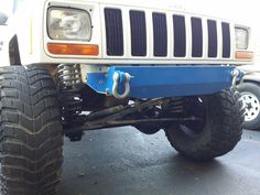 Are stubby bumpers legally considered real bumpers - Jeep Cherokee Forum