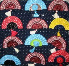 neXpréssate!!! Pequeña colección de abanicos Nespresso, Diy And Crafts, Crafts For Kids, Craft Kids, Kids Rugs, My Love, Create, Handmade, Fan