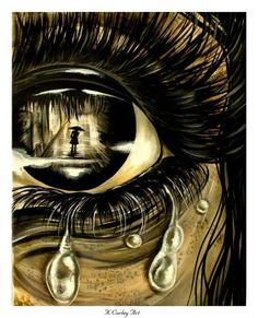 """Eye love it "" Graffiti Drawing, Art Drawings, Eyes Artwork, Reflection Art, Photography Backdrop Stand, Photos Of Eyes, Crazy Eyes, Magic Eyes, African American Art"