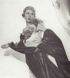 Cecil Beaton - Lady Diana Cooper en Minerve, 1937