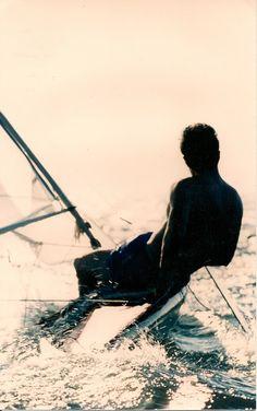 Sylph - Prof Howard Rice's sailing canoe - Page 2