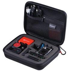 7. Smatree SmaCase G160 – Medium Case for Gopro
