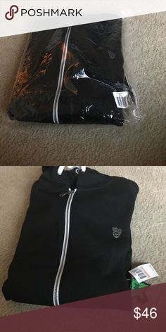 Men LRG black zip up sweater! Brand new! Men Sweater / feels good on skin Lrg Sweaters Zip Up