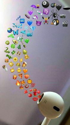Pin by Nayllaraini_ on Wallpaper emoji in 2019 Emoji Wallpaper Iphone, Cute Emoji Wallpaper, Rainbow Wallpaper, Iphone Background Wallpaper, Cute Disney Wallpaper, Phone Wallpapers, Background Images, Wallpaper Samsung, Perfect Wallpaper