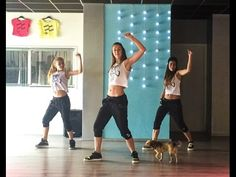 Back it up - Prince Royce - Zumba Fitness Dance Choreography