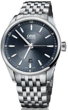 6d34b2d46e5 Oris Artix Date Bracelet Beautiful Watches