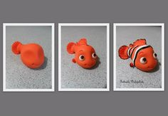 Nemo cake decoration and co