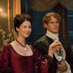 Here is a new still of Caitriona Balfe and Sam Heughan as Jamie and Claire Fraser in season 2 of Outlander. This still is part of the #OutlanderOfferings series. Source: 1 | 2