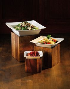 Churchill Crockery Alchemy Buffet. Find this range, or one like it, at https://www.pattersons.co.uk/products/30032-Catering-Crockery