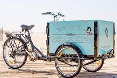 Icicle Tricycles Ice Cream Trike for Coconut Girl Paleo Ice Cream