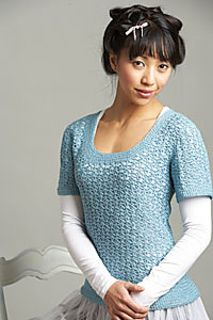 Petal pullover