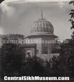 Tomb of Sirdar Hari Singh Nalwa in 18860-65c.