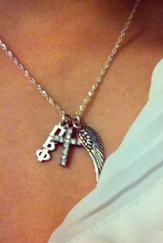 Pi Phi necklace #piphi #pibetaphi