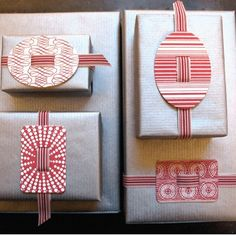 gift wrapping ideas #wrapping #gift