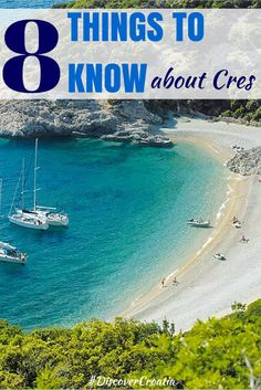 Fascinating history, spectacular landscapes and magnificent nature - Cres! #TRAVEL