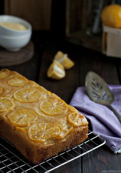 Jelly Toast: Meyer Lemon Cornmeal Quick Bread  This looks absolutely delicious and would be perfect for brunch... or dessert!