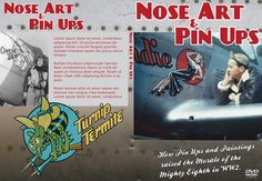The first exclusive mock up of our Noseart DVD cover - what do you think?