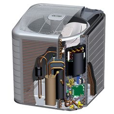 Carrier Infinity 25VNA0 - Inverter - Heat Pump - Unsure if Dual-Fuel - Seems to be a better deal than many other brands