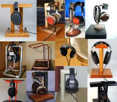 DIY HeadphoneStands    ***Using PVC pipe.