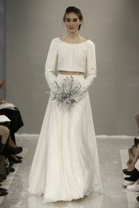 Fall 2015 Bridal New Trends Traditional Breaks